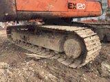 Utilisé de l'excavateur Hitachi EX120 construction de machines pour la vente