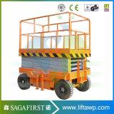 6m elektrische automatische mobile Luftarbeitsbühne