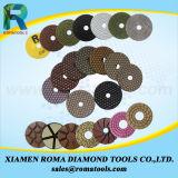 Электроды для полировки алмазов Roamtools сухая уборка