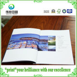 Fancy di lusso Paper Catolog Offset Printing per Real Estate Promotion