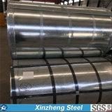 Heißes eingetauchtes galvanisiertes Stahlblech in den Ringen mit normalem Flitter