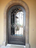 Latest Arts and Crafts Single Iron Main DOOR with Surper Quality