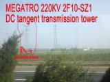 Megatro 220kv 2f10-Sz1 Gleichstrom-Tangente-Übertragungs-Aufsatz