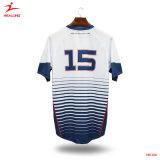 رخيصة سعر ملابس رياضيّة [ديجتل] طباعة كرة قدم قميص لأنّ فريق ناد