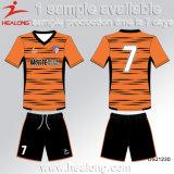 Формы футбола школы сублимации шестерни одежды способа Healong для сбывания