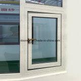 Outswing-Markisen-Fenster mit hölzerner Korn-Fertigstellung