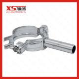 Parentesi rotonda del tubo dell'acciaio inossidabile Ss304 degli accessori per tubi