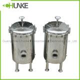 Carcaça de filtro de cartucho de qualidade superior para sistema de tratamento de água pura