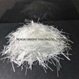 Fibra di vetro tagliata Alcali-Resistente del E-Vetro per i pp