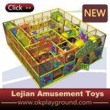 Спортивная площадка коммерчески детей крытая мягкая (T1504-7)