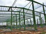 Vorfabriziertes beständiges Stahlkonstruktion-Werkstatt-Gebäude