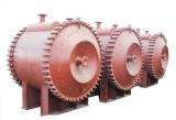 Scambiatore di calore staccabile personalizzato di spirale del acciaio al carbonio