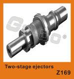 高品質のプラスチック注入型の倍の二段式イジェクタZz1695