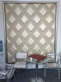 3D壁パネル/天井のボードのための内部の装飾的なポリエステル線維の音響パネル