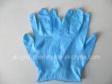 Исследование виниловых перчаток или нитриловые перчатки для стоматологического использования