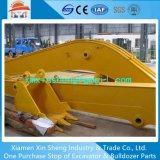 Pièces de machinerie de construction de l'excavateur 18m de Long Reach de la flèche pour Kobelco SK330 & bras de flèche standard