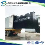 Tiefbautyp inländisches Abwasser-integrierte Wasseraufbereitungsanlage