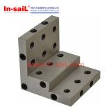 Стальные плиты угла CNC отверстия установки Multi дискретные подвергая механической обработке