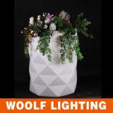 新しく熱い販売LEDの植木鉢Wf-P3080