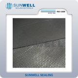 Folha da grafita reforçada com o metal retinido, Ss304, 316L, CS