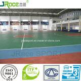 Пол спорта поверхности спорта баскетбольной площадки цены по прейскуранту завода-изготовителя Китая синтетический