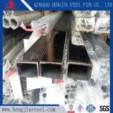 Het Roestvrij staal SS304 SS316 laste de Vierkante Rechthoekige Buis van het Lassen