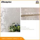 Il rivestimento murale di tessile senza giunte, Wallpaper lo stile moderno di semplicità, il tessuto /Wall della parete dei nuovi prodotti che copre /Wallcloth, il buon prezzo, vendite dirette della fabbrica