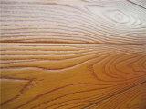 Moderner Form Handscraped Teakholz-Holz-Fußboden