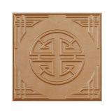 Écran antibruit décoratif de la fibre de polyester d'épreuve de l'eau 3D pour le panneau de mur