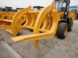Sterke Aandrijving Gearticuleerde Lader met 4 wielen (Hq956) met Uitstekende kwaliteit