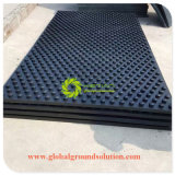 Tapis d'UHMWPE Construction Route/Route Heavy Duty mat/routes temporaires pour l'Europe