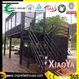 Construcción rápida de China anti terremoto de contenedores Inicio