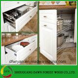 Gabinetes de cozinha de Laqucer do projeto moderno