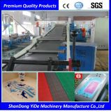 type creux machine en plastique de PVC de 120cm d'extrusion de tapis