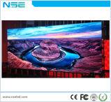 HD che fa pubblicità alla visualizzazione di LED fissa dell'interno dell'installazione del locale notturno P4 della fase