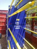 폐열 복구와 제지 폐수 복구를 위한 유능한 자유로운 교류 격판덮개 열교환기