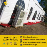 Белые шатры для случаев с PVC Windows на сбывании (hy028g)