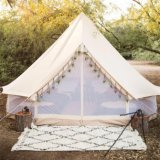 Mosquito Net를 가진 옥외 Canvas Waterproof Bell Tent