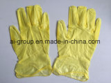 Puder-freie Wegwerfvinylprüfung-Handschuhe für medizinischen Gebrauch