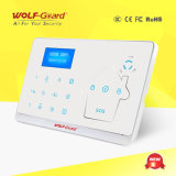 2016 neuer und Hot Wolf-Guard Fire Burglar Alarm System Can Work mit Camera für Home Office Security