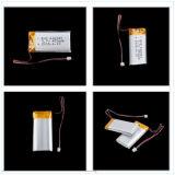 GPSのための熱い販売電池401235の110mAhリチウムポリマー電池