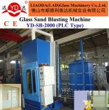 Heet Verkopend Venster/Glas Showdoor die Machine zandstralen
