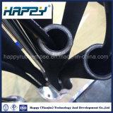 Schwere Spirale-hydraulischer Gummischlauch R15 des Stahldraht-sechs