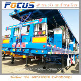 China Fornecedor ouro 40FT trailer do recipiente de mesa para venda
