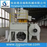 Misturador de alta velocidade do plástico do misturador do misturador do pó do PVC da boa qualidade