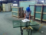 vidrio Tempered laminado barandilla de 3-19m m