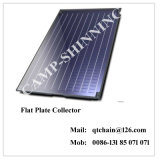 La plaque plat chauffe-eau solaire Split Perssuer collectionneurs Échangeur de chaleur élevée