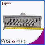 Fyeer de aço inoxidável Banheiro Long Linear Floor Drain (FD15020)
