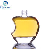 CLEAR Round Glass Bottle for 500ml Spirit