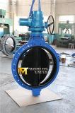 承認されるセリウムISO Wrasの完全なEPDMによって並べられる電気作動させた蝶弁(D971X-10/16)